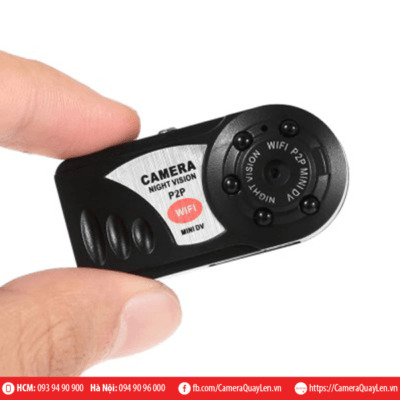 Camera Q7 quay đêm