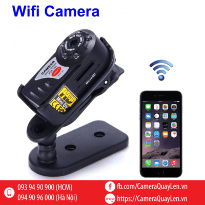 Camera ip wifi hd ban đêm q7