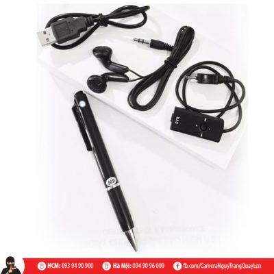 bút ghi âm ngụy trang