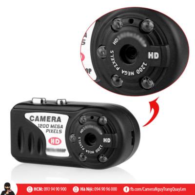 Camera Q5 quay đêm
