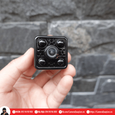Camera Cube Quay Đêm FullHD IP WiFi