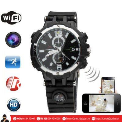 Camera đồng hồ đeo tay ip wifi