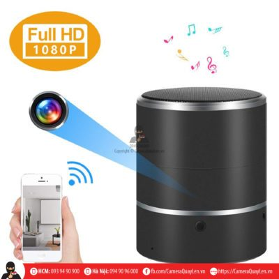 camera ngụy trang loa bluetooth ip wifi