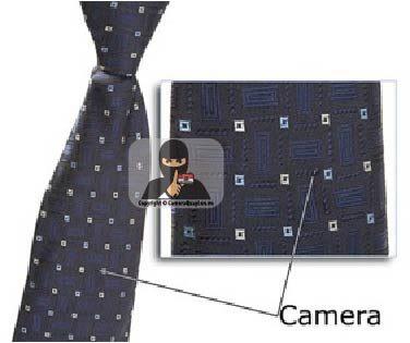 Camera gắn trên người nguỵ trang quay lén không bị lộ