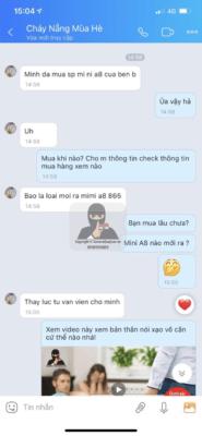 định vị mini a8 đọc tin nhắn zalo facebook