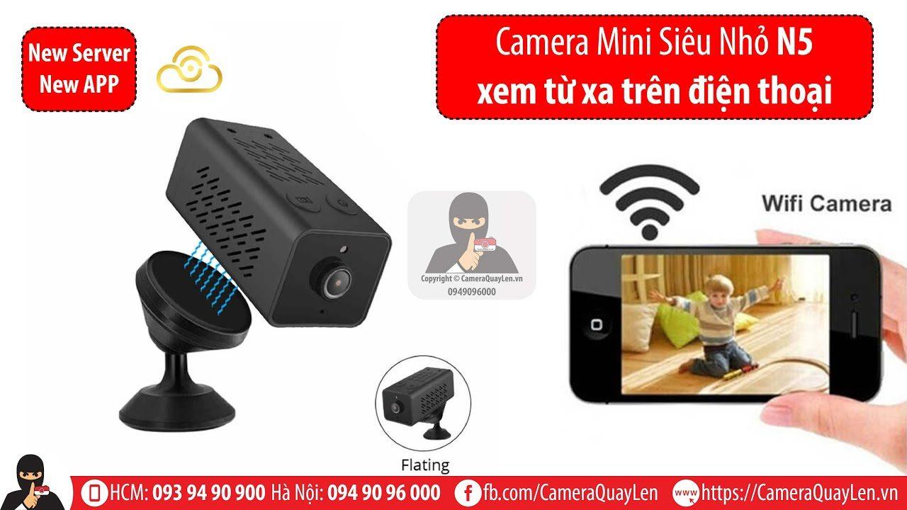 Camera quan sát an ninh ngụy trang không dây | bởi CameraQuayLen.vn