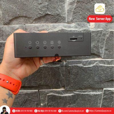 camera đồng hồ bàn HG8 IP WiFi