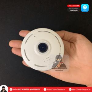 camera ngụy trang báo cháy 360